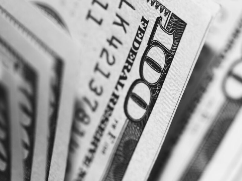 Hundred dollar bills photo by pepi stojanovski on unsplash