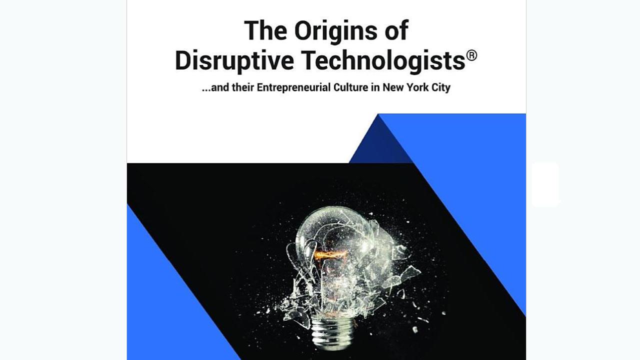 The Origins of Disruptive Technologists by Lauren Keyson